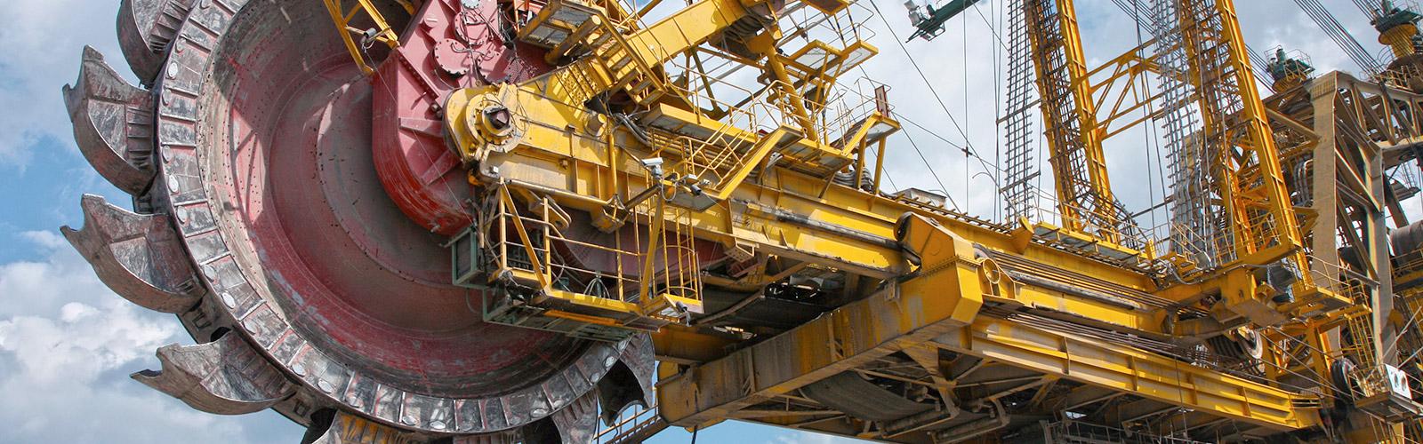 Huge Mining Excavator