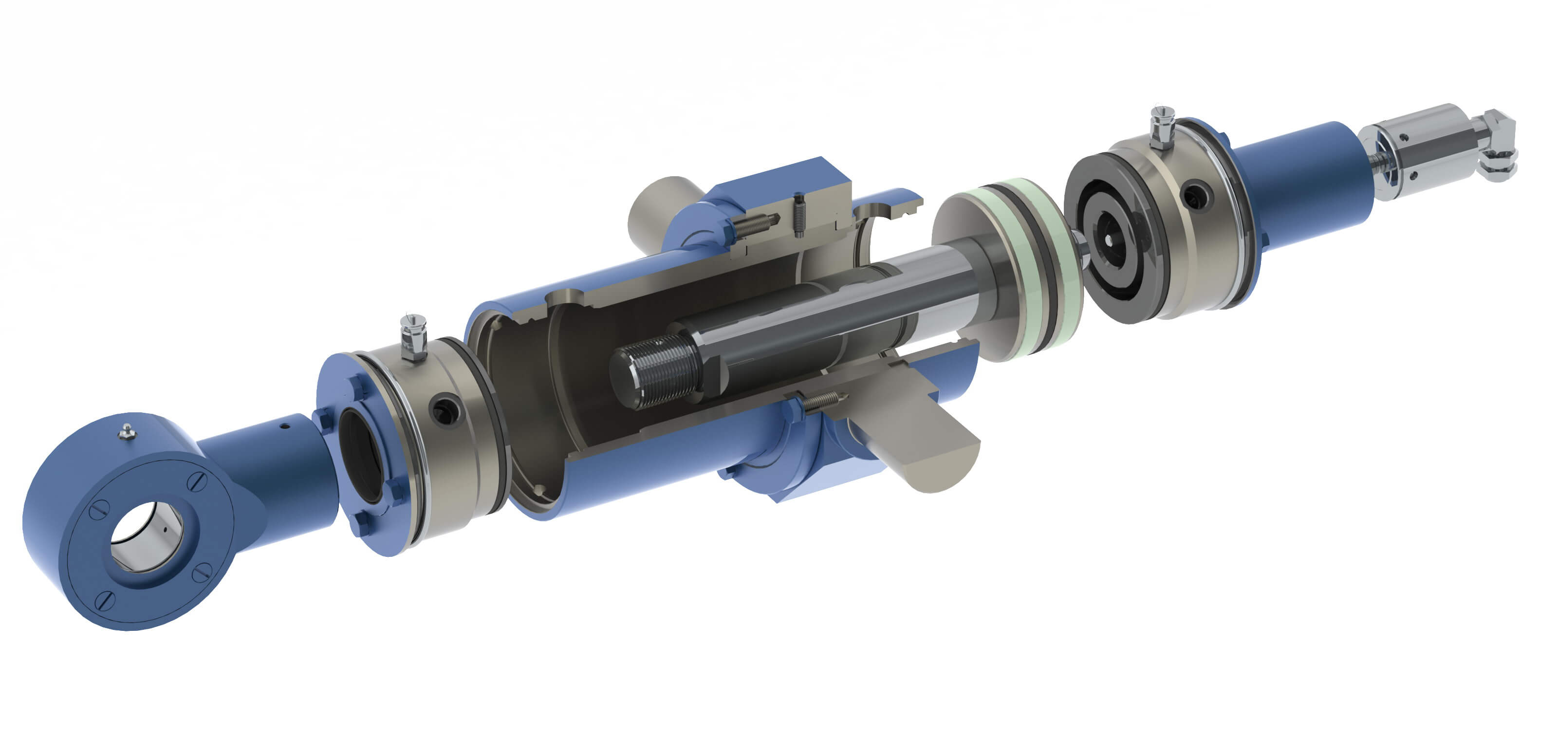 Scandinavian type cylinder CY201 - Abloy Oy